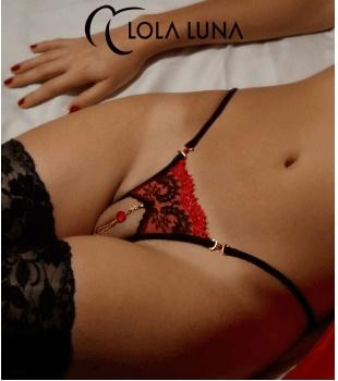 0b033ebdd18b Lola Luna Luxury G Strings - Victoria Open/Closed G String