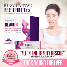 Kinohimitsu Beautifull 15s [EXP: 11/2018] *10 Wonders of Beauty *All In One Beauty Rescue