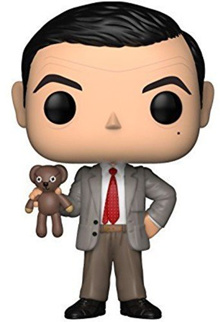 ▶$1 Shop Coupon◀  Funko - Mr. Bean Figurine Pop, 24495