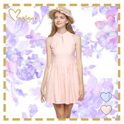 Mugigae ♥ Sweety Chinoiserie Dress ♥ XS to L