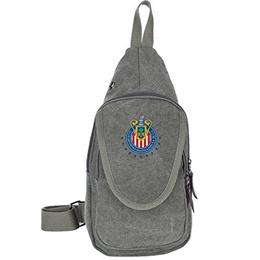 Acker07 Chivas De Guadalajara Sling Shoulder Chest Backpacks Bags