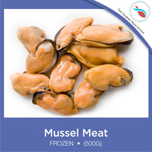 Mussel Meat (500G) Easy to Prepare Seafood - Frozen
