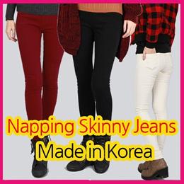[MADE IN KOREA]★Winter Leggings Collection★-10 degree keep warm★K-POP STAR Fashion SKIRT Leggings★Women pant /Korean style/skinny pants/napping
