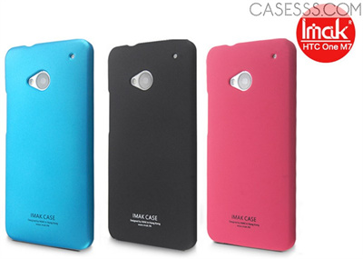 100% authentic 01c99 b5852 Imak Hard Case For HTC One M7