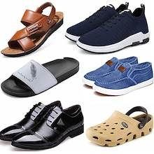 men leather shoes sports Shoe sandals sneakers slippers PLUS Size Causal jelly Winter boots Dress