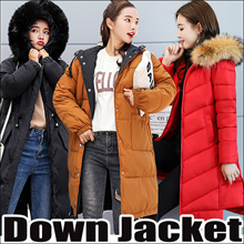 2018 women winter down jacket /couple wear coat  /-40 to 20 degrees/ Cotton-Padded Jacket/ Wind rain