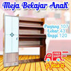 [FREE SHIPPING SE PULAU JAWA] **SPECIAL PRICE **MEJA BELAJAR  / TABLE DESK