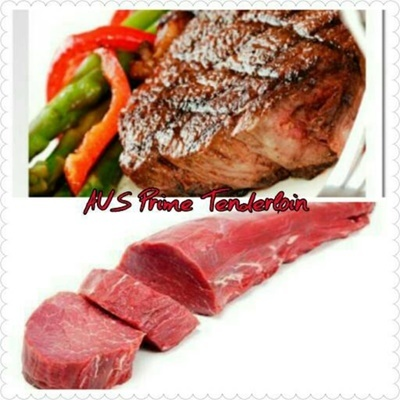 Tenderloin Beef Steak Cut 200gr