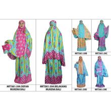 New Collection Mukena Bali / Mukena Batik / Mukena Dewasa Bahan Rayon (MPT001-59)