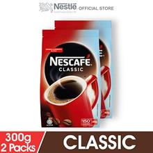 NESCAFE CLASSIC 300g Refill  2 Packs
