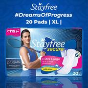 STAYFREE ( Size XL 20 pads)