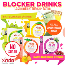 [Bundle Of 5] Xndo Fat and Carbs Blocker Drinks