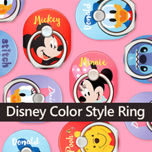 [Q-commerce] ★Authentic★Disney Color Style Ring★Smart Ring/holder/Finger ring/iPhone 7/7 plus/Galaxy S7/S7 Edge/S6/Note5/4/A5 2016/A7 2016/LG V20/G5