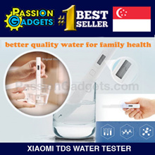 [SG SELLER]Original Xiaomi TDS Tester Water Quality Meter Tester Pen Water Measurement Tool Fishtank