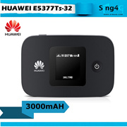 Huawei E5377 e5377T 12hr 3000mAH 4G Portable hotspot mifi support unifi