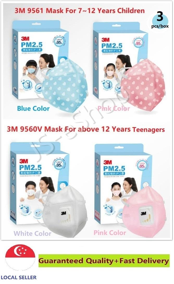 3m mask for children