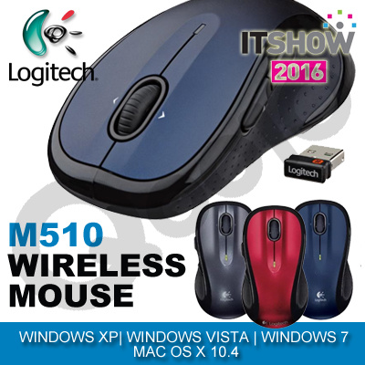 Qoo10 - logitech m510 wireless mouse Search Results : (Q