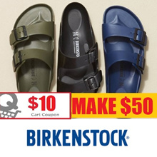 [BIRKENSTOCK] MAKE $50♥23th Oct update♥ 20Type EVA Sandals collection / Free shipping
