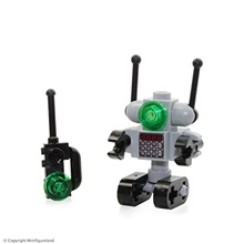 (LEGO) LEGO Holiday MiniFigure - Remote Controlled Toy Robot w/ Remote (10254)-