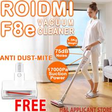 *FREE ANTI DUST MITE Xiaomi Roidmi F8e handheld cordless vacuum cleaner