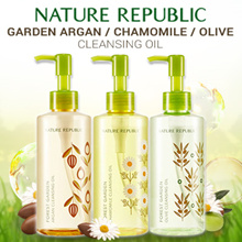 Nature Republic Forest Garden Argan / Chamomile / Olive Cleansing Oil 200ML
