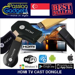 ★New Arrival!★SG EzCast/ Anycast/ Miracast/ Chromecast  Measy TV stick  Google chrome cast /Receiver