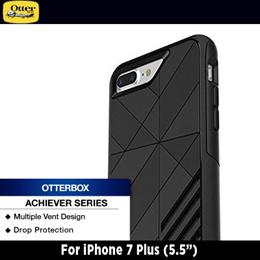 OtterBox iPhone 7 Plus 5.5 Achiever Series Black (Black/Black)