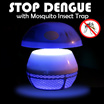 ★Best Product★Home Deco★Cheapest★100%Pre shipment inspection 1 year warranty★HIGHLY EFFECTIVE Mosquito Insect Trap★Mosquito traps★Eliminator★Mosquito Repellent ★Protect your family/friend★