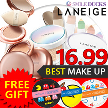 ★1-day 100P Limited Sale★Laneige 2018 new / Best Makeup Series / Layering Cover Cushion / BB Cushion