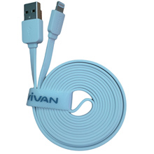 Kabel Vivan Pro ORiginal CL 180 Sync  Charge For IPhone 5/5S/5C/6/6+/Ipad 4/Ipad Air/Ipad Air 2/Ipad Mini 2  Ipad Mini 3