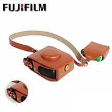 Fujifilm SQ10 Instax Square SQ-10 casing pu leather camera bag cover
