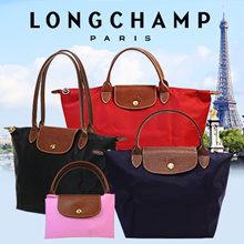 【Out of stock popular items stock only as long as LONGCHAMP】 Popular Le · pre-agate folding tote bag 1621 1623 2605