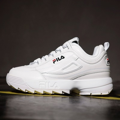 FILA Shoe 2018 New Philippine Daddy shoe Destroyer 2 generation blade  running shoes casual sneakers
