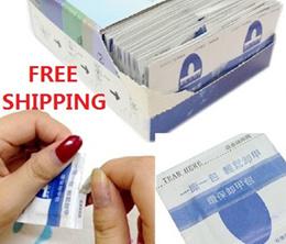 FREE SHIPPING! UV/GELISH NAIL POLISH SOAK OFF REMOVER WRAP/PAD | EASY and CONVENIENT!
