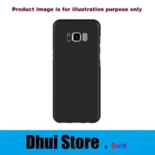 Samsung Galaxy S8 Thin Fit Hard Shell Black Case
