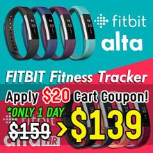 FITBIT Alta™ Wireless Activity + Sleep Wristband / FITBIT Alta HR / 2 size