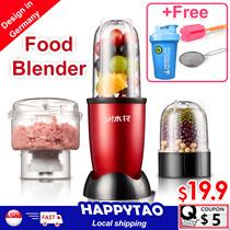 👍BPA FREE👍 Food Blender Processor Smoothie Juicer Meat Grinder ⚡ Free Bottle + 3 Gifts⚡Blend Ice