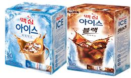 [Maxim] Korean ice Coffee mix / americano / black coffee Yuna Kim KOREA coffeemix 100t cold brew