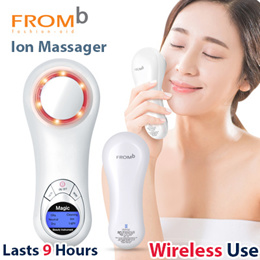 [FROMb] ♥ Beauty Up!! ♥ GALVANIC Ion Massage Machine / Ultrasonic Face Pore Cleaner/Self-Gifting