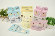 Korea Perfection Snow Bear Breastmilk Storage Bag/ Dr Mama Breastmilk Storage Bag/ Mik Powder Bag