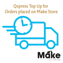Same Day or Next Day Delivery Upgrade for Make Orders only