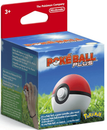 Pokemon Lets Go Eevee + Poke Ball Plus Bundle