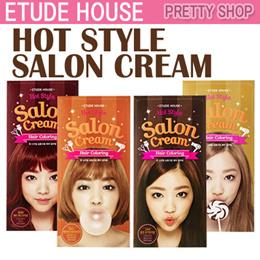 ★ETUDE HOUSE★[sa] HOT STYLE Hair Salon Cream Hair Coloring