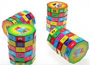 Children Kids Mathematics Numbers Magic Cube Toy Puzzle Game Gift Boys  And Girls  Math Education