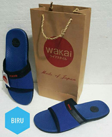 Sandal Slop Wakai Pria SJ0222