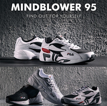 [FILA] MIND BLOWER 95 FS1HTA3022X 2018 NEW Running shoes