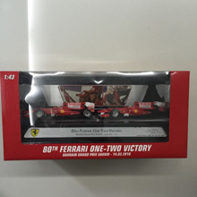 Brand New Limited Edition Set Hot Wheels Ferrari Die Cast. 1:43. Local SG Stock. Toy. Great as a gift.