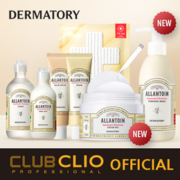 [CLUBCLIO Official e-Store] ★NEW PRODUCT★DERMATORY HYPOALLERGENIC MOISTURIZING LINE