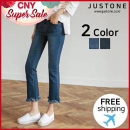 [JUSTONE💋] Butzcutz Jeans /Free Shipping / Korean Fashion