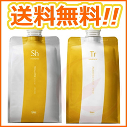 【送料無料】ホーユー プロマスターカラーケア スタイリッシュ シャンプー+トリートメント 1000セット(業務・詰替用)
